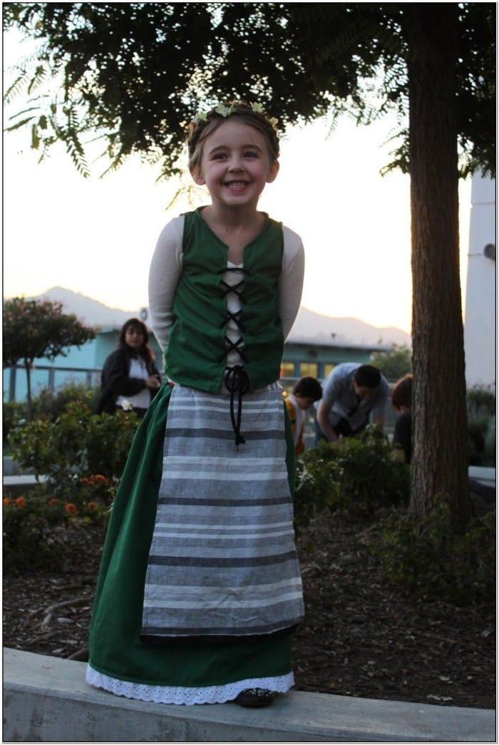 Traditional Irish Clothes Children