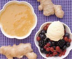 Salsa di pesche allo zenzero - Tutte le ricette dalla A alla Z - Cucina Naturale - Ricette, Menu, Diete