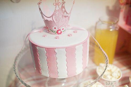 Τούρτα για πάρτι πριγκίπισσες