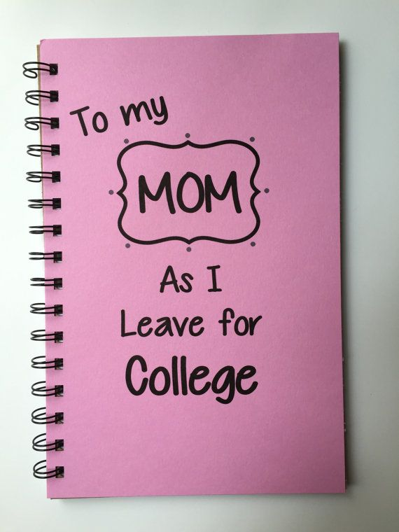 To my Mom As I leave for College Leaving for by MisterScribbles