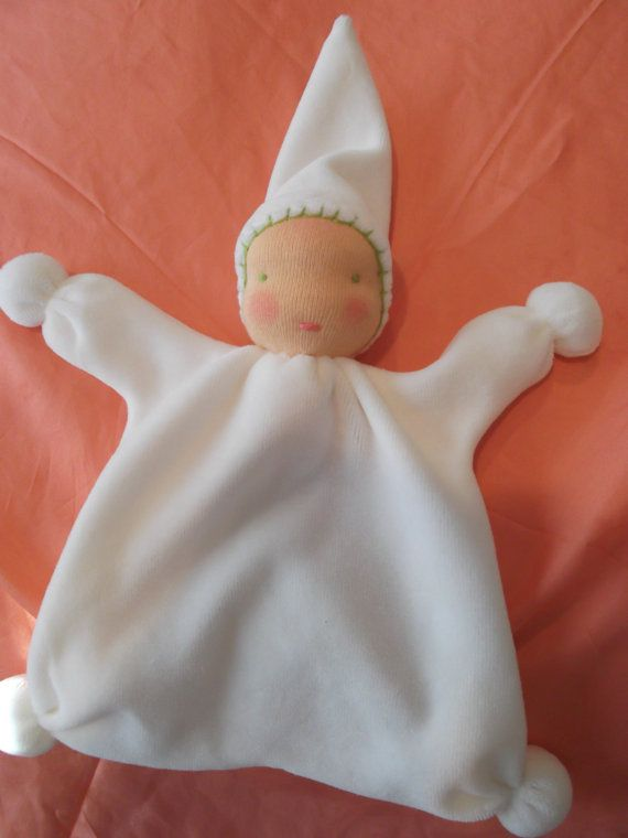 Waldorf Baby's First Doll by