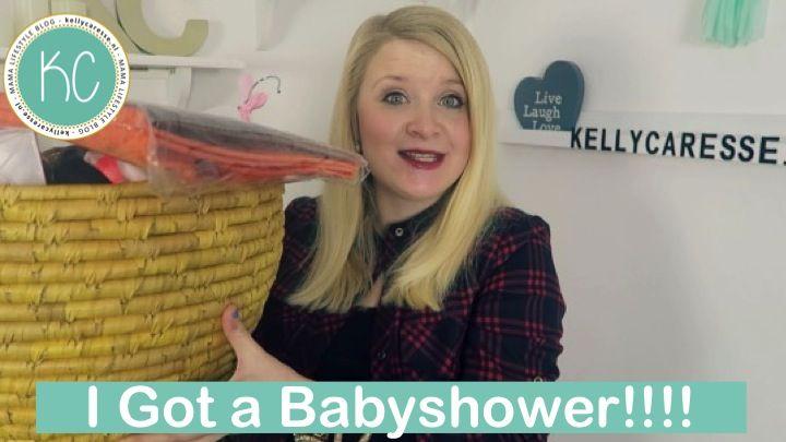 Ik ben zwanger en werd verrast met een babyshower, en een heleboel leuke cadeaus, ideale kraamcadeau tips dit!