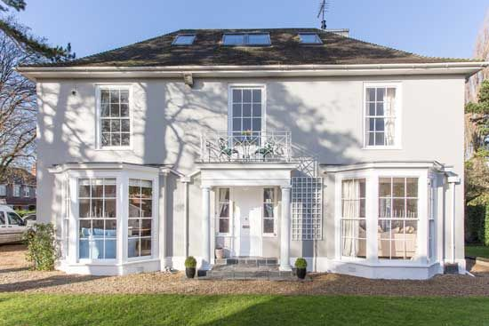 Property for sale | Naunton House, Cheltenham | Town & Country Magazine UK
