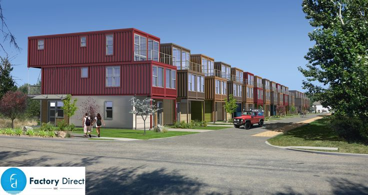 Magic is bound to happen when you combine two sustainable architectural powerhouses. Such is the case with the elegant Modern Container Apartments. We offer prefabricated houses with 30% discount from retail price. So, ready to contact us? Feel free to visit at http://directfactorybuy.com/product/ca-503 Magic is bound to happen when you combine two sustainable architectural powerhouses. Such is the case with our Modern Container Apartments.  #DirectFactoryBuy #Houses #ContainersHouses…