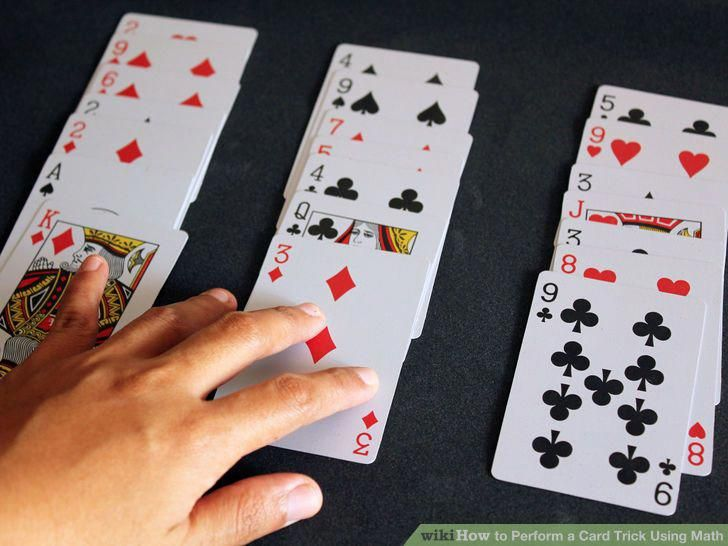Easy Card With Images Card Tricks Simple Cards Cool Card Tricks