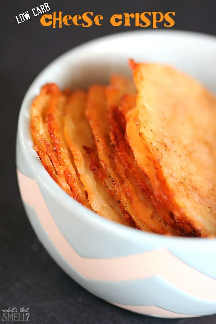 how to make bread crisps
