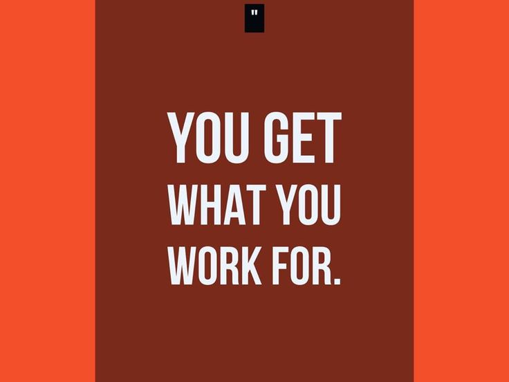 You get what you work for. #TopGearSport #SundayMotivation
