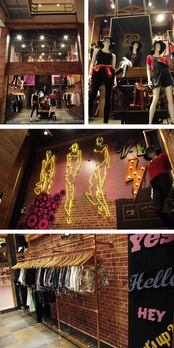 Ambientação de loja | Mega Polo Moda