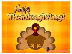 Тексты для чтения на английском The history of Thanksgiving day