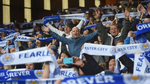 Leicester City ban fans over ticket resale #EPL #LeicesterCity...: Leicester City ban fans over ticket resale #EPL #LeicesterCity…
