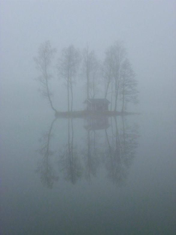 """An Island of One... this """"feels"""" magical and sureal<3"""