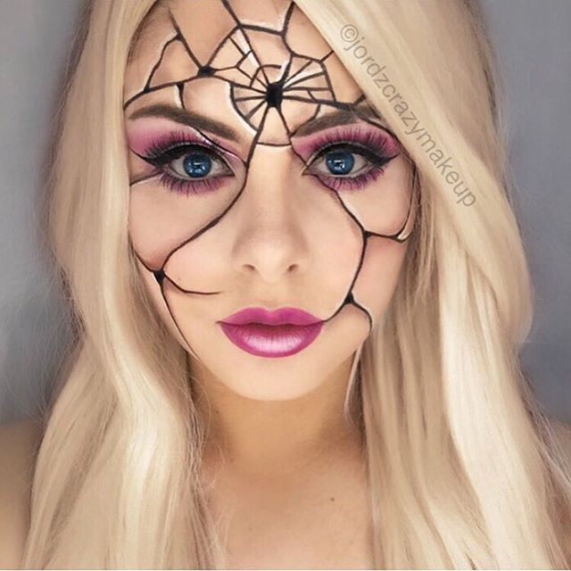 Emejing Barbie Makeup For Halloween Images - harrop.us - harrop.us