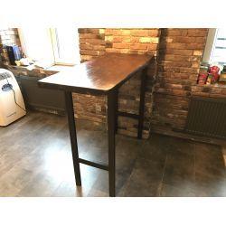 Барный стол из слэба