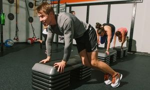 Groupon - $ 65 for a 30-Day All-Access Personal-Training Membership at Liven Up Health & Fitness ($219 Value) in Hanover. Groupon deal price: $65