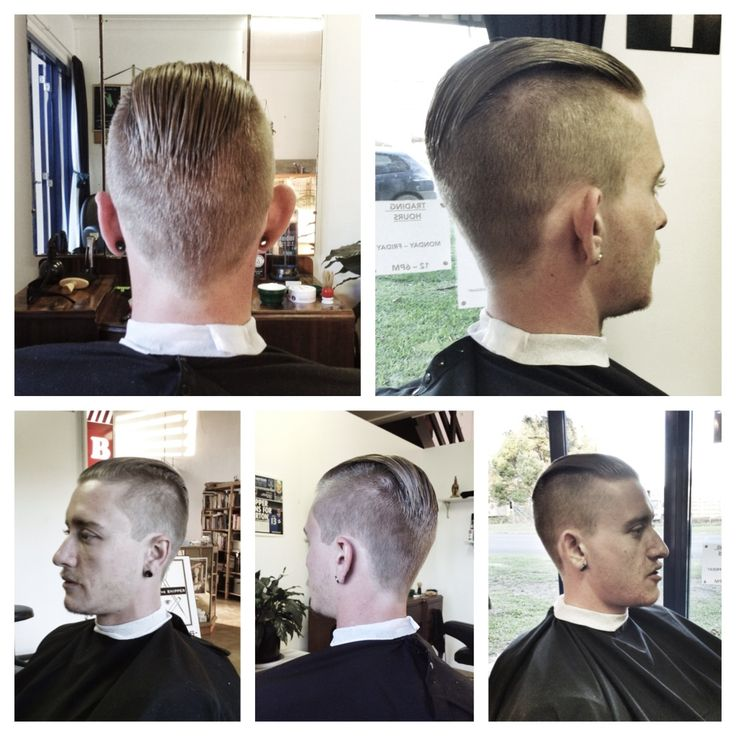 Some Jimmy Darmody Style In The Barber Shop Today Keeping