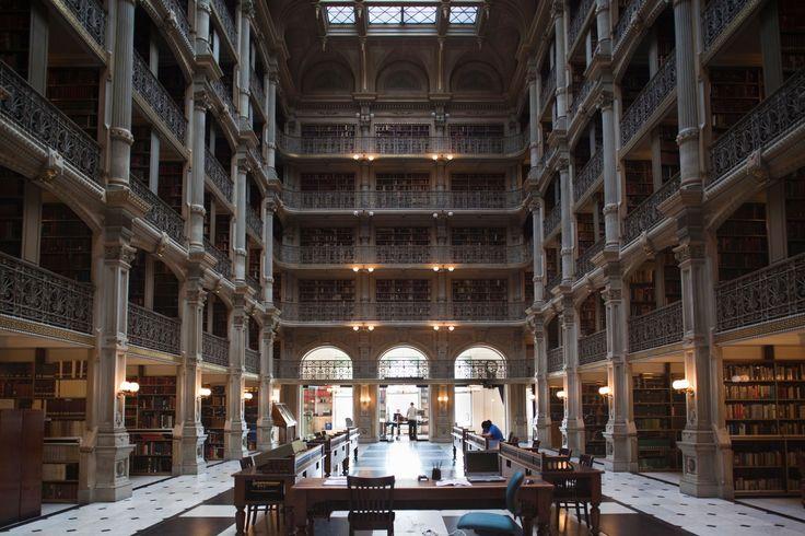 John Hopkins University, Maryland, USA