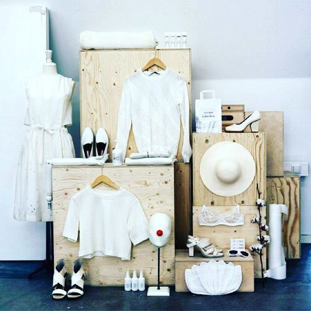 WEBSTA @ yoochaiofficial - Don't you love white? We love white window displays…