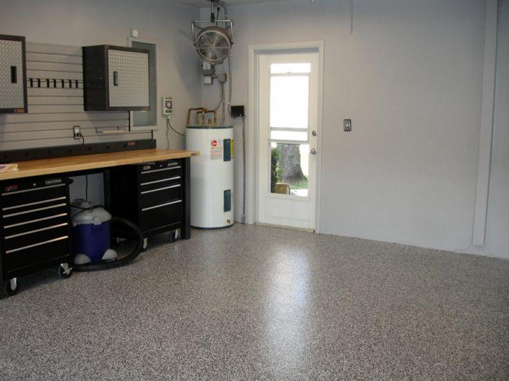 best 25 garage flooring options ideas on