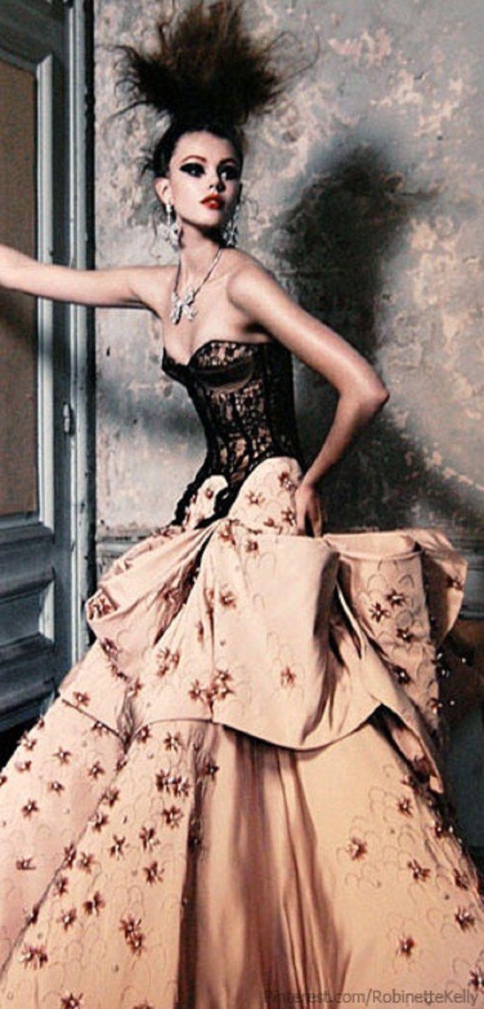 Christian Dior Couture fall 2009 John Galliano