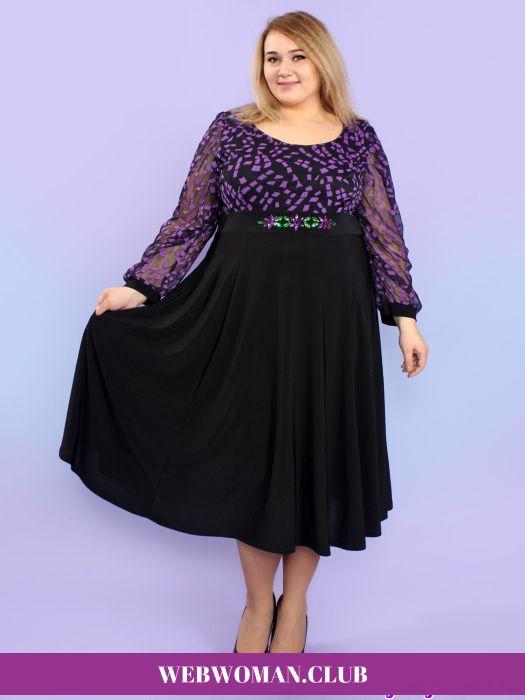 Платье Вальс Magesty Вечерние и выходные платья для полных женщин. Платье Вальс Magesty