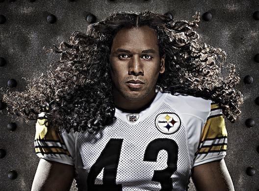 man....that hair! ;)