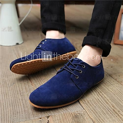 Zapatos azules formales Think! Kong para hombre ElXYsf8r
