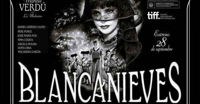 """""""Blancanieves"""", la gran vencedora en los Premios Goya 2013"""
