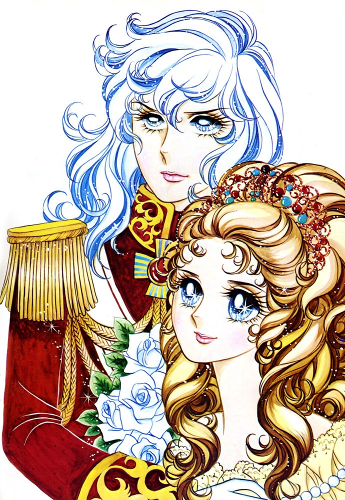 Rose of Versailles - Oscar -