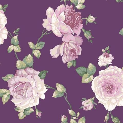 rose and vine wallpaper - photo #7