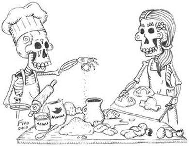Art & Candy: Il Pan de Muerto