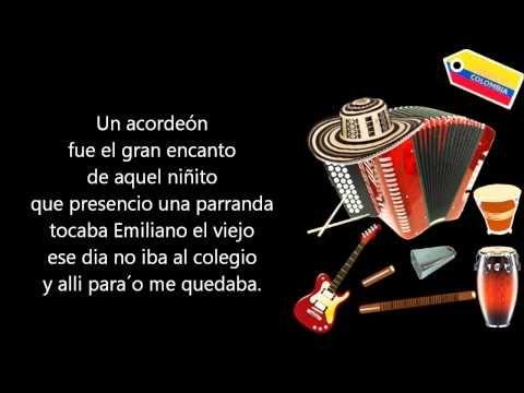 26 de mayo Diomedes Diaz (Letra) - YouTube