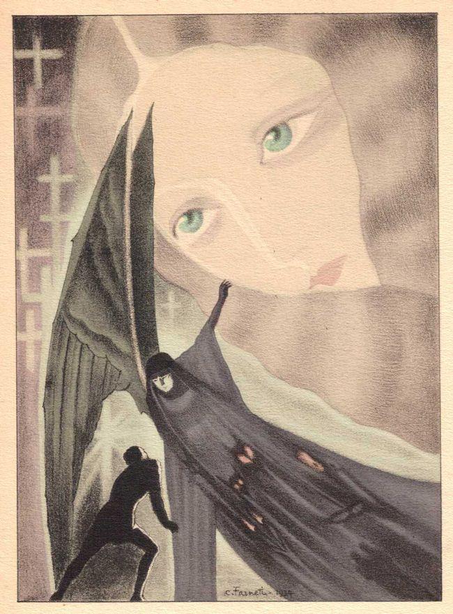 Les Fleurs du Mal ~ Carlo Farneti 1934