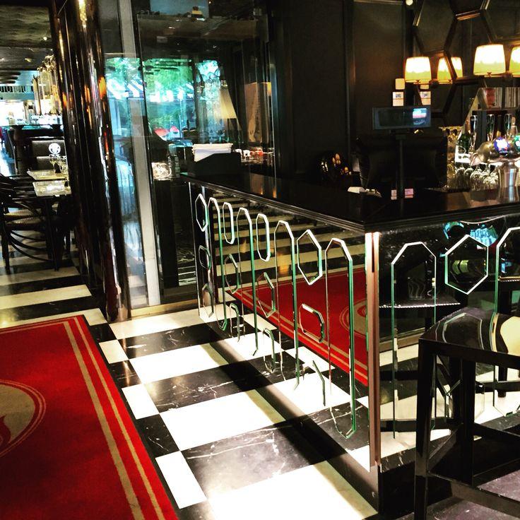 Le Pain Francais Bistro, bar designed by Valfar#valfar#valfararkitekter#design#interiorconcept#inredning