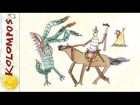 Kolompos együttes: Hegyen-völgyön muzsika (Vitéz Levente)
