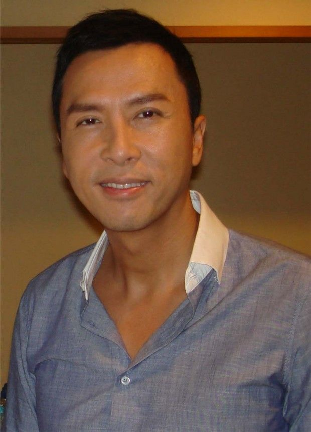 donnie yen height  weight  biceps size  body measurements