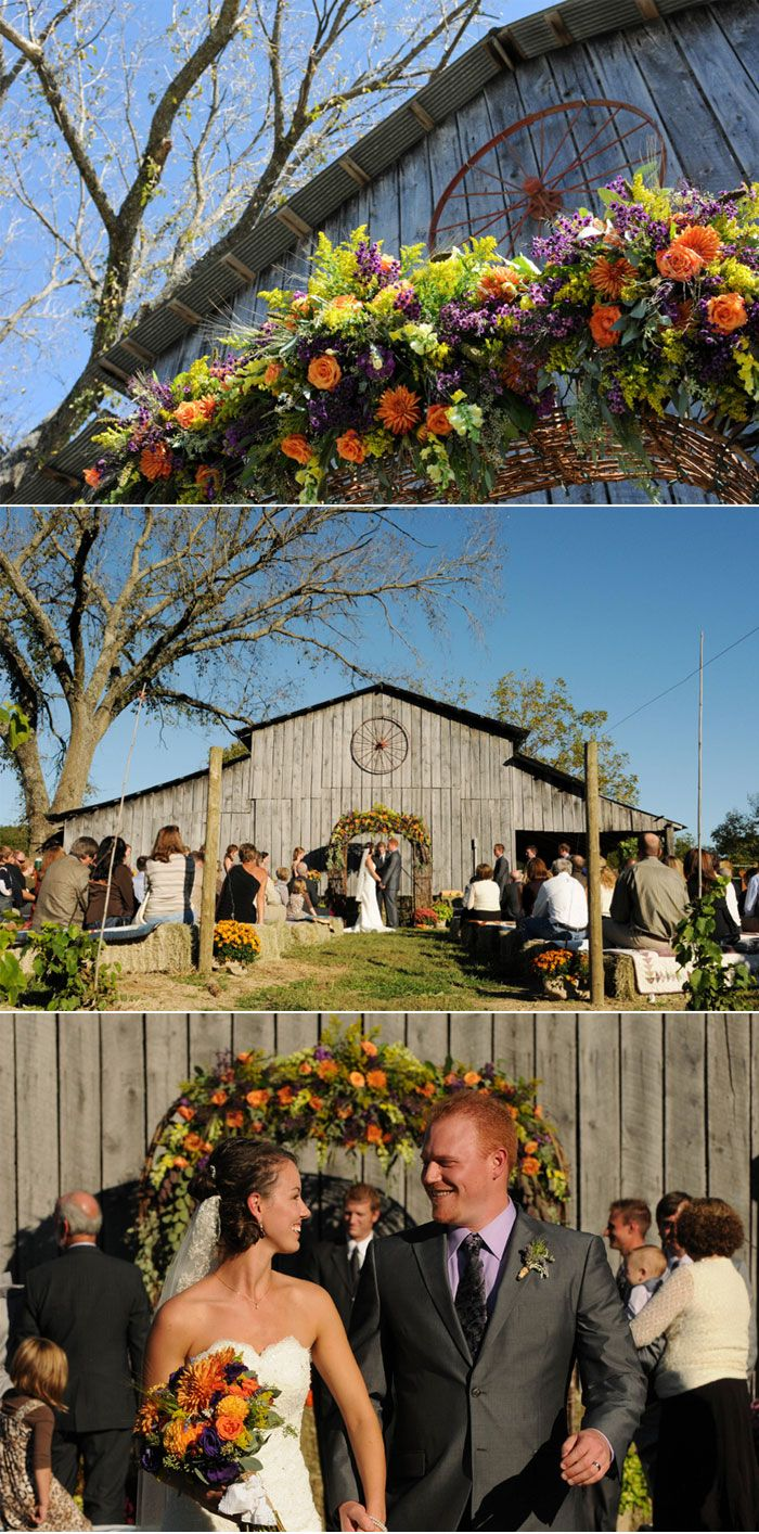 25+ Best Ideas About Fall Wedding Arches On Pinterest