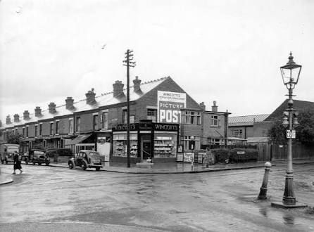 Image result for Bristol Road Selly Oak history