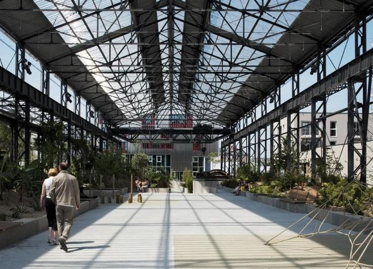 Archi industrial a collection of ideas to try about for Jardin industrial