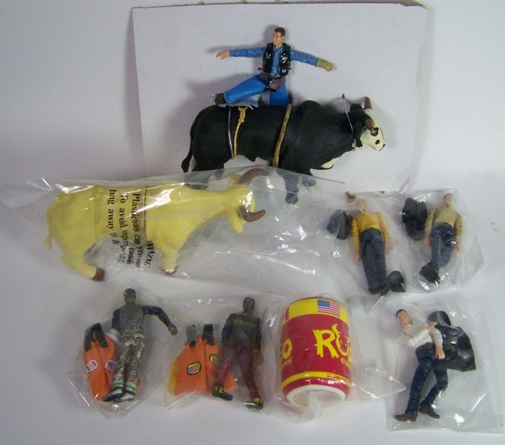 Rodeo Champions Deluxe Bull Riding Playset Schylling
