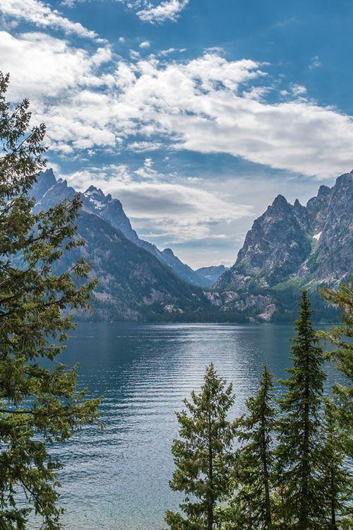 grand teton national park, jenny lake