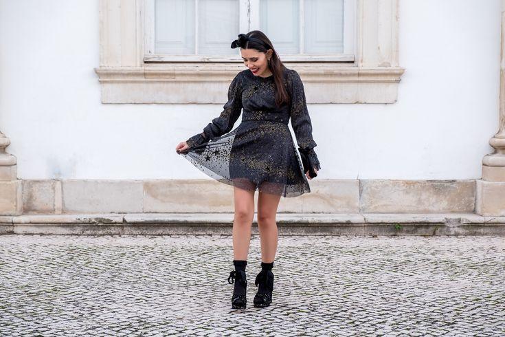 Dress for new year's eve -  #Bow #clutch #DarkBlue #darkgrey #Earrings #embroidered #Gold #Grey #Hair #Heels #NewYear #newyear'seve #perfect #planetes #Ring #sandals #satin #silver #socks #stars #tassels #Velvet #whattowear #ysl #yvessaintlaurent