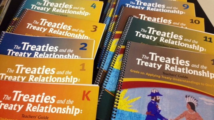 The Manitoba government and the Treaty Relations Commission of Manitoba said Tuesday it's time for both non-aboriginal and First Nations students to learn about each other, starting with the treaties that form the basis of Manitoba's history.