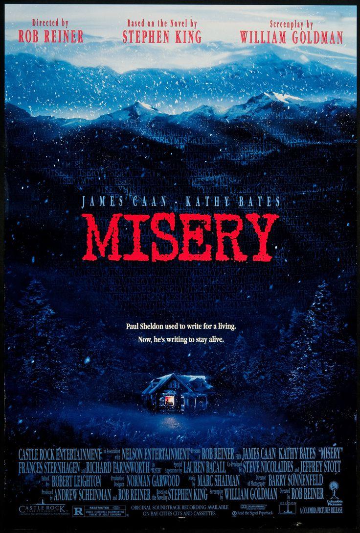 Misery (1990) Bestselling novelist Paul Sheldon is on his