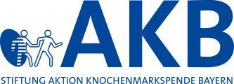 Logo der Stiftung Aktion Knochenmarkspende Bayern