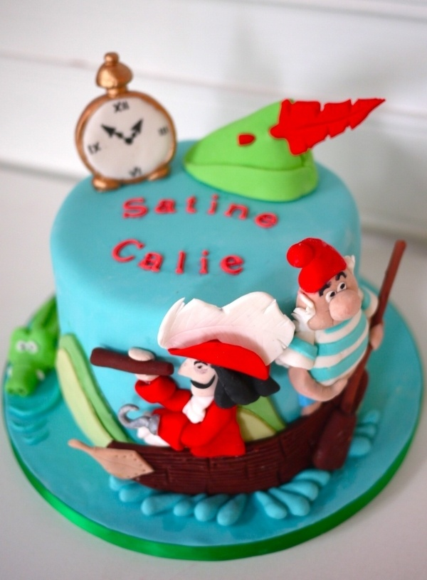 1000 Images About Jake Amp Neverland Pirates Cakes On