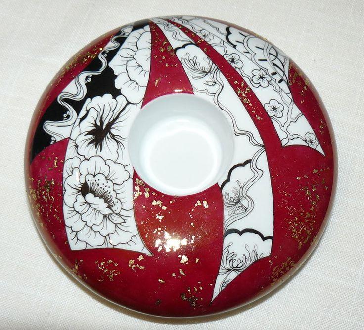 17 meilleures id es propos de peinture sur poterie sur pinterest peinture sur c ramique. Black Bedroom Furniture Sets. Home Design Ideas