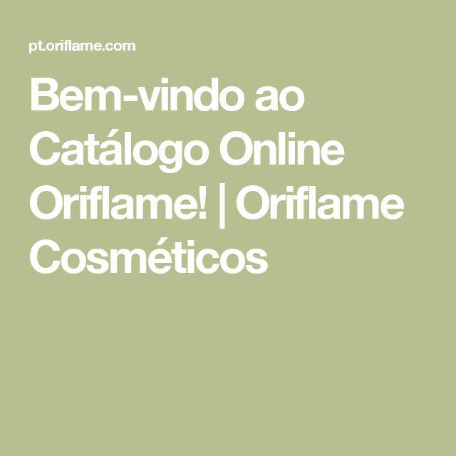 Bem-vindo ao Catálogo Online Oriflame! | Oriflame Cosméticos