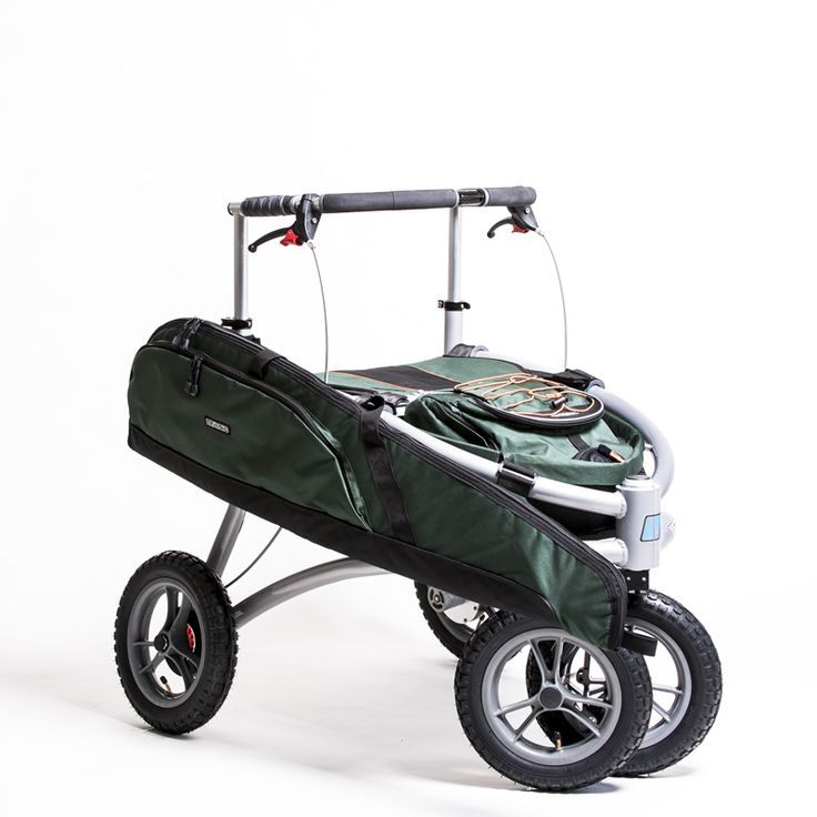 Veloped Jakt - the hunting walker. The Veloped Jakt will be your trustworthy companion on your hunting trip.