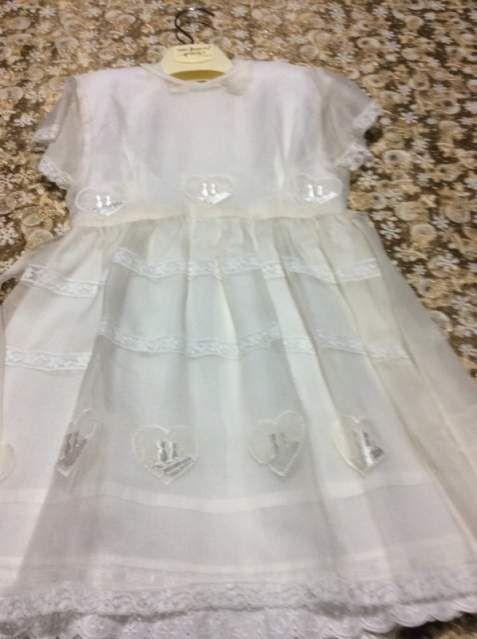 Un vestito stupendo realizzato interamente a mano !