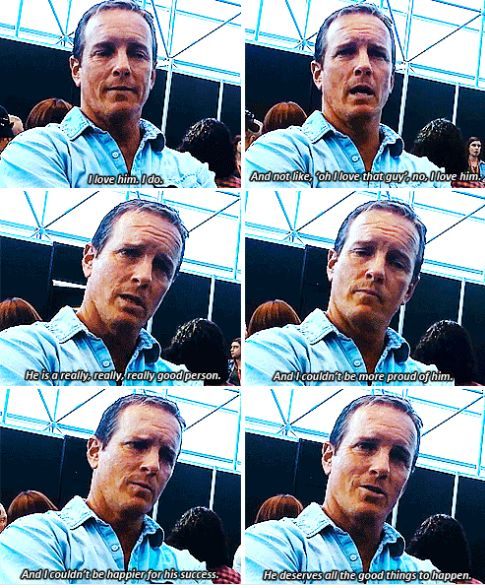 Linden Ashby about Dylan O´Brien - Teen Wolf